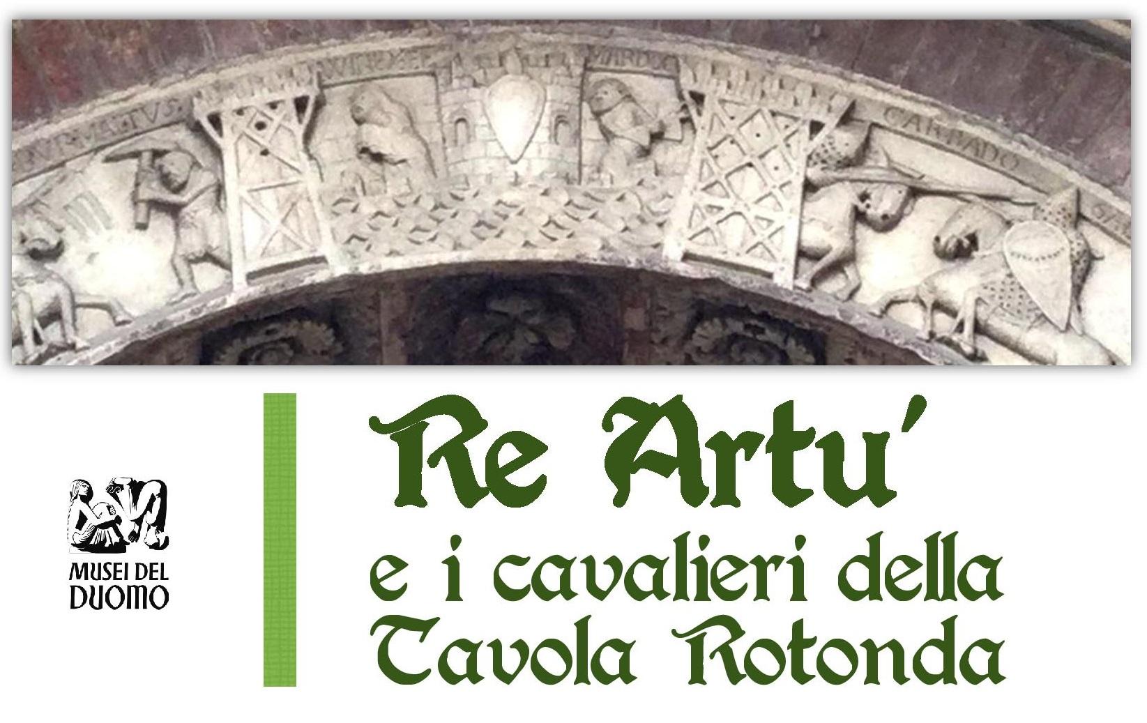 Archivio attivit per bambini archivi musei del duomo di modena - Re artu ei cavalieri della tavola rotonda ...